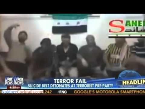 Officially...Archangel641's Blog: When a terrorists suicide belt detonates premature...