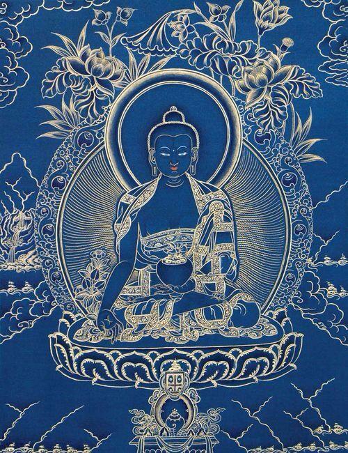 Pintura Thangka, arte y meditación tibetana