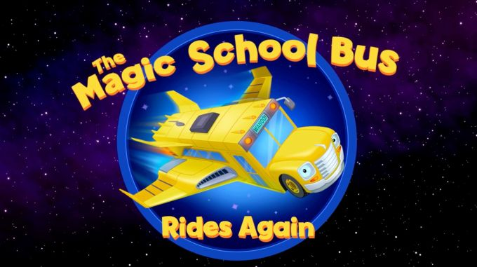 Watch Netflixs new trailer for The Magic School Bus Rides Again