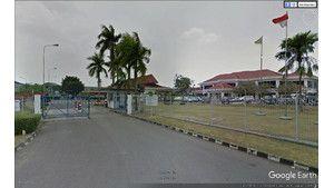 Gudang Kawasan Industri MM Bekasi (G30)