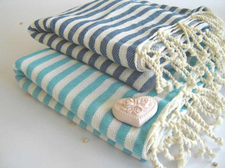 Stripy Blue