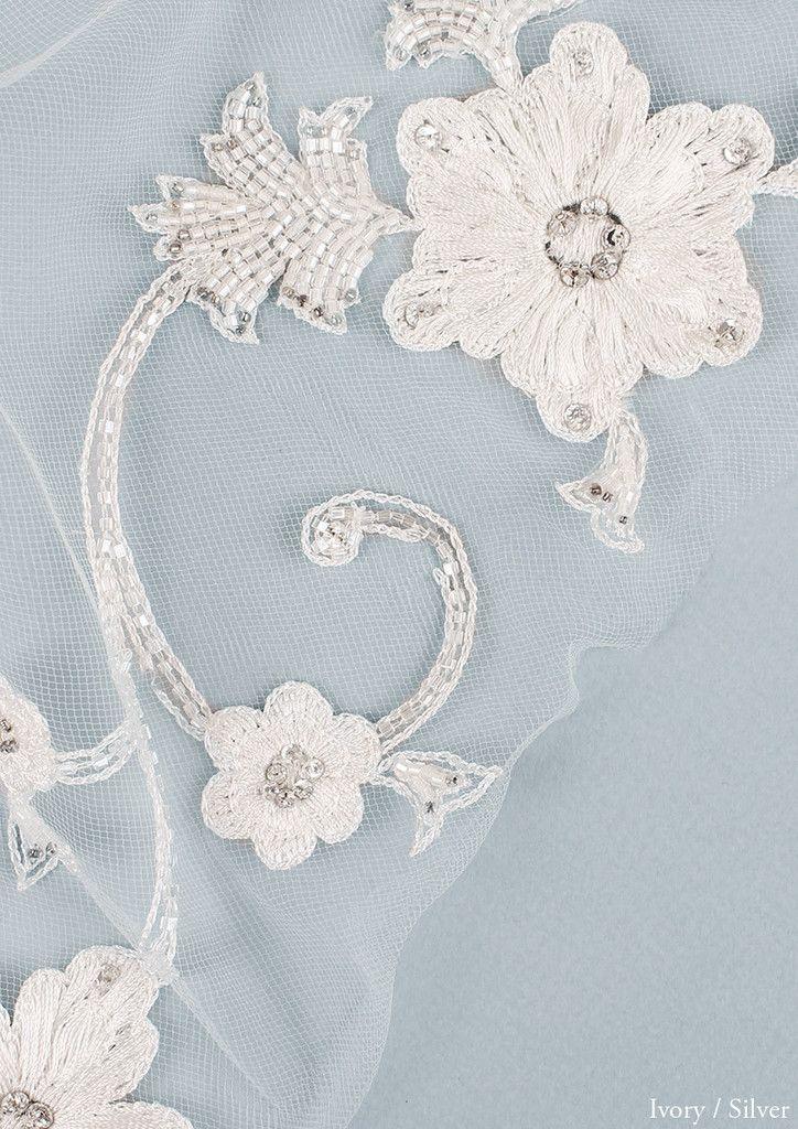 Ambrosia Veil – Claire Pettibone Heirloom Boutique
