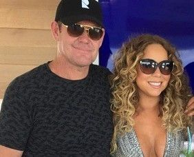 Mariah Carey And James Packer Stun Fans With Red Carpet Appearance At 'Studio City' Casino's Opening - http://www.movienewsguide.com/mariah-carey-james-packer-stun-fans-red-carpet-appearance-studio-city-casinos-opening/112767