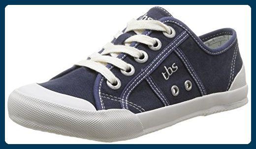 TBS Opiace, Damen High-Top Sneaker, Blau (Perse), 41 EU - Sneakers für frauen (*Partner-Link)