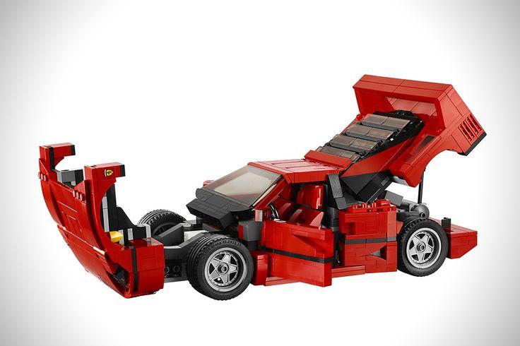 LEGO Creator Ferrari F40 4