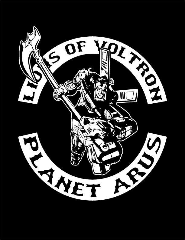 Biker Gang Logos Lions of voltron biker gang | Bikers et ...