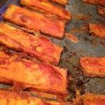 Baked Buffalo Tofu Recipe | Busy Vegetarian Mom