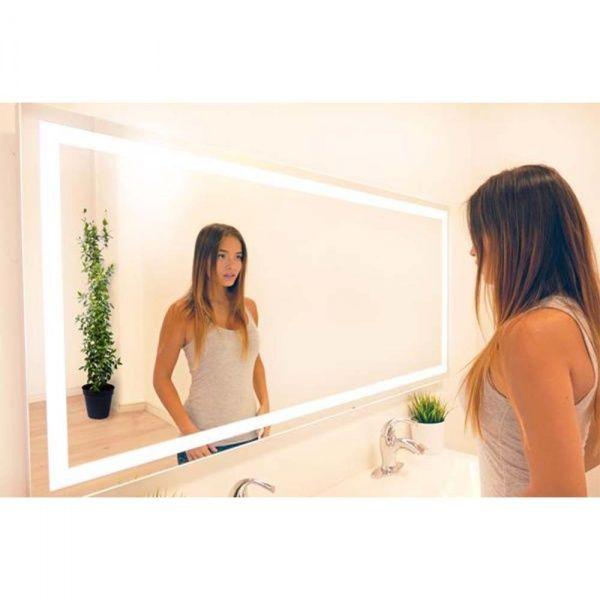 25+ parasta ideaa Badezimmerspiegel Led Pinterestissä Lavabo