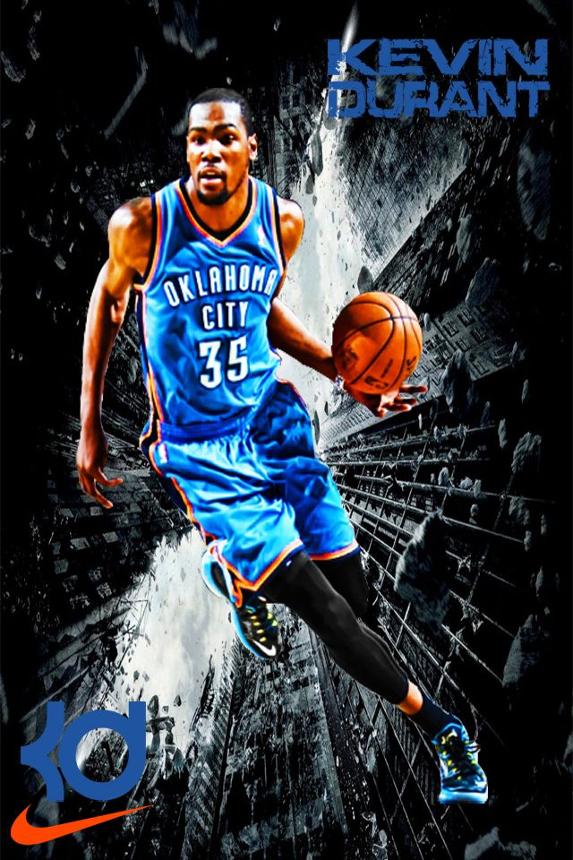 Kevin Durant Wallpaper By Cedierich On DeviantART