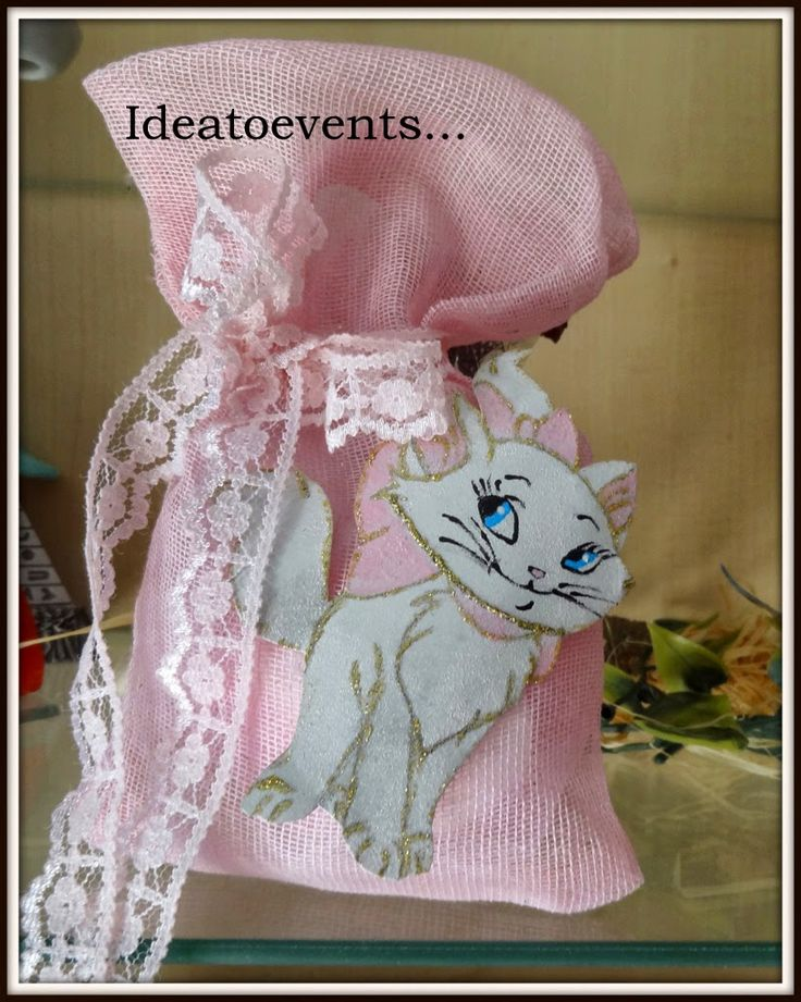 ~ Ideatoevents Aristocat pouch!