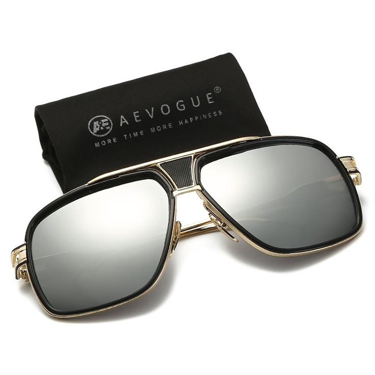 Now available on our store: AEVOGUE Aviator S... Check it out here!! http://www.tribbledistributionss.com/products/aevogue-aviator-sunglasses-for-men-goggle-alloy-frame-brand-designer-ae0336-1?utm_campaign=social_autopilot&utm_source=pin&utm_medium=pin
