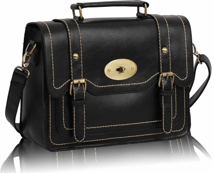 Vintage style women bag.