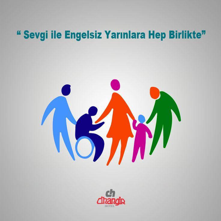 10-16 Mayıs Engelliler Haftası  Sevgi İle Engelsiz Yarınlara Hep Birlikte…  Cihangir Hotel   #EngellilerHaftası #SevgiİleEngelsizYarınlaraHepBirlikte  #cihangir #taksim #beyoglu #cihangirhotel #kupesterestaurant #istanbul #turkey