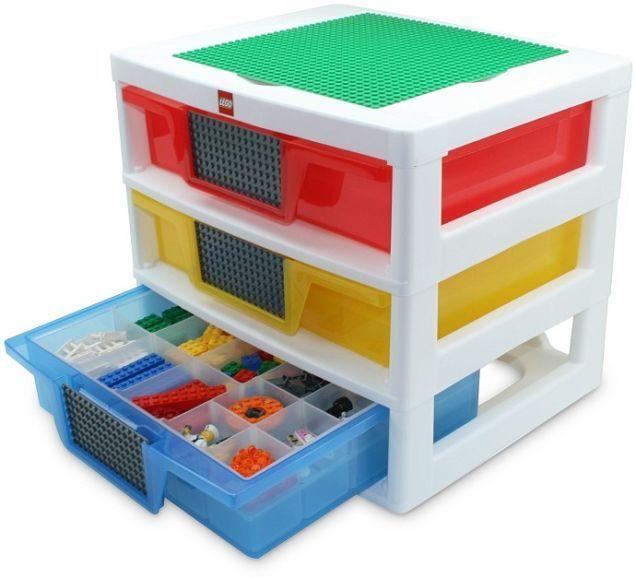 11 Awesome grey lego storage box images
