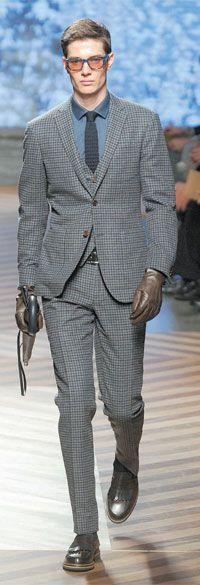[커버스토리]화려한 가을 남자들 나폴리 스타일에 꽂히다, 정통 이탈리안 클래식 슈트 가이드