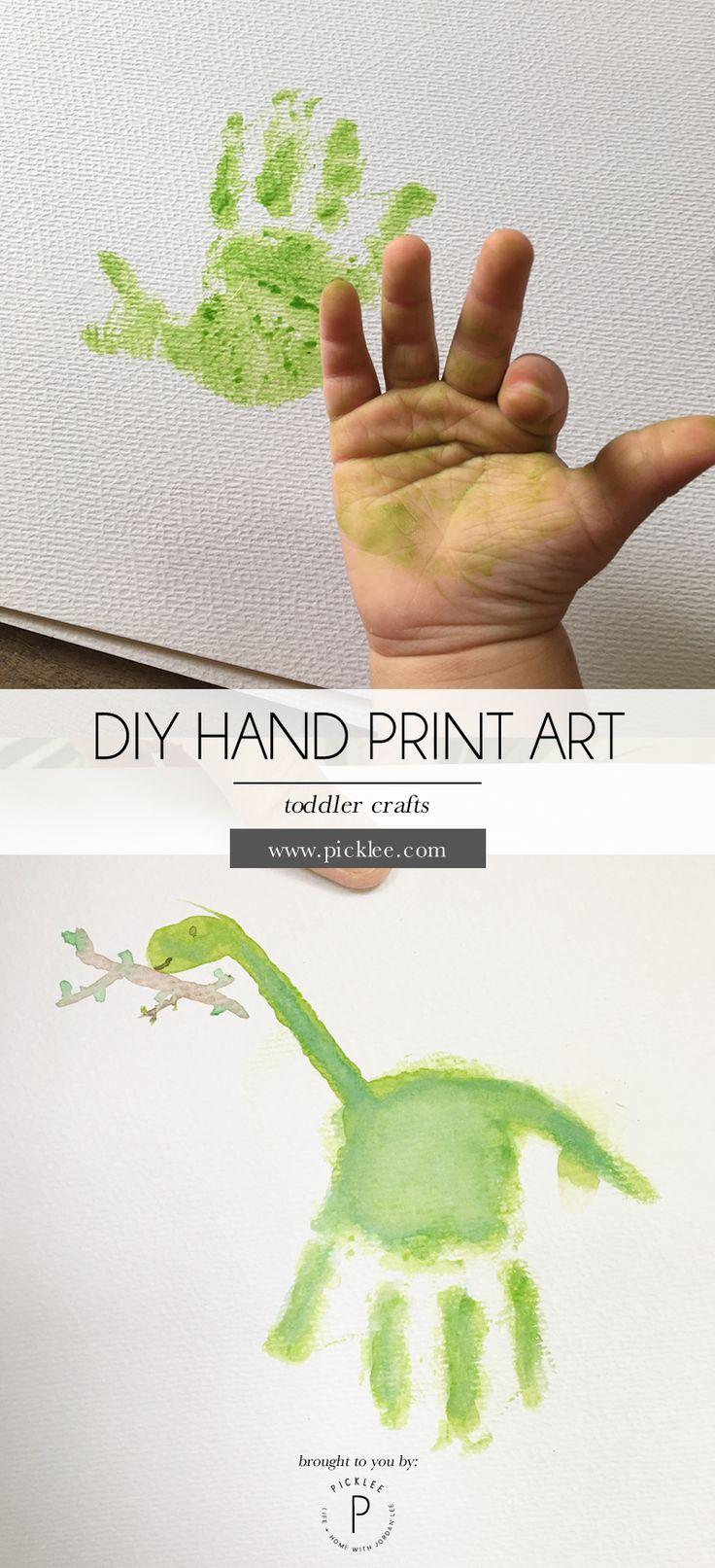 looklacquered furniture inspriation picklee. DIY Hand Print Art , A Dinosaur Print! Best Toddler Craft Ever! Looklacquered Furniture Inspriation Picklee