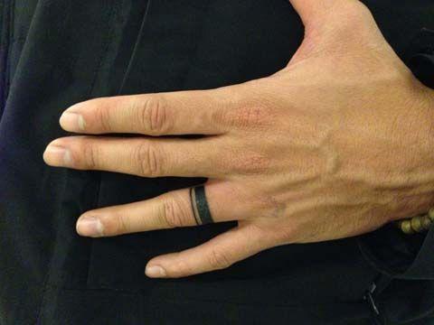 Best 25  Wedding ring tattoos ideas on Pinterest | Ring tattoo ...