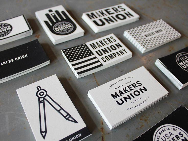 Makers Union Biznus Cards