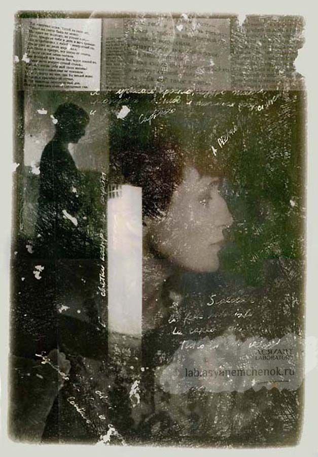 "from series ""Akhmatova. Poems"" Анна Ахматова"