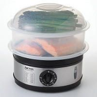 BPA-Free Countertop Steamer