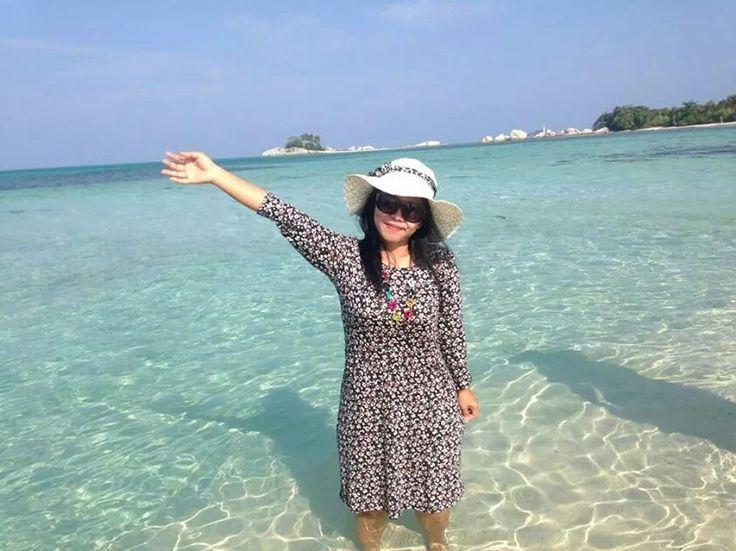 This is Indonesia! #belitongbeach #iloveindonesia