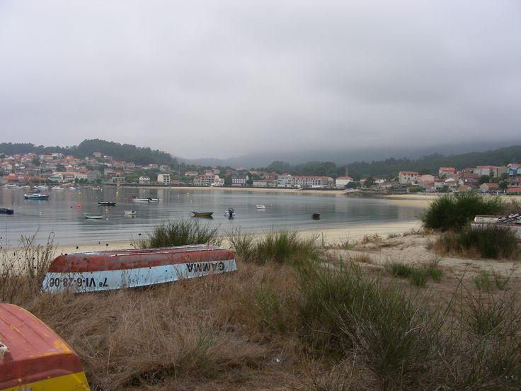 Praia de Vilariño