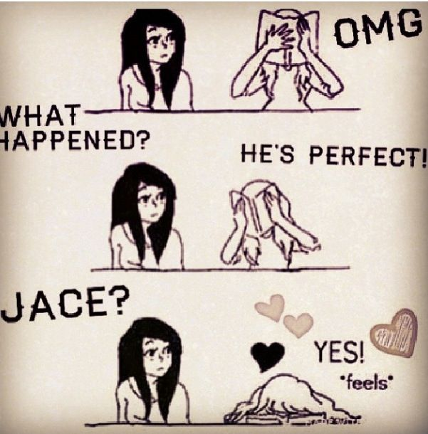 Jace wayland feels... This is too accurate