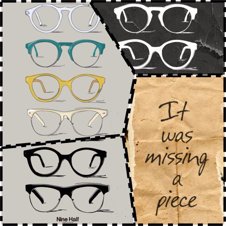 NineHalf eyewear