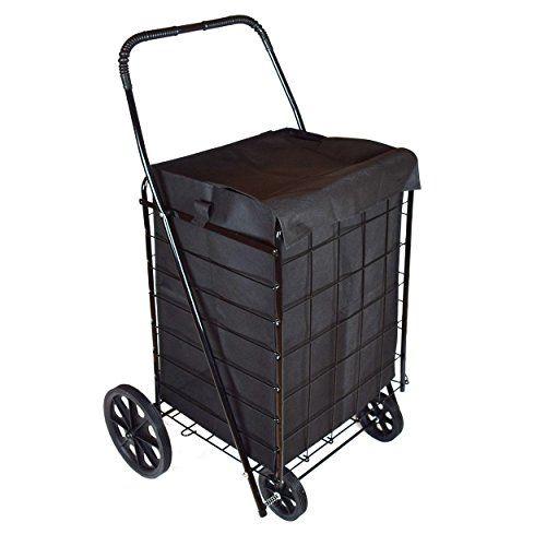 Wellmax Heavy Duty Folding Cart Jumbo Size