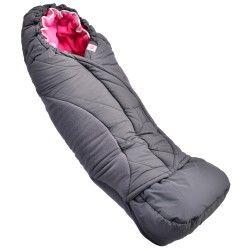 Śpiworek do wózka Lodger Explorer Zinc Rosa