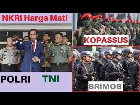 [Apresiasi] Kehebatan Kopassus & Brimob Bebaskan Sandera OPM - Mimika Papua