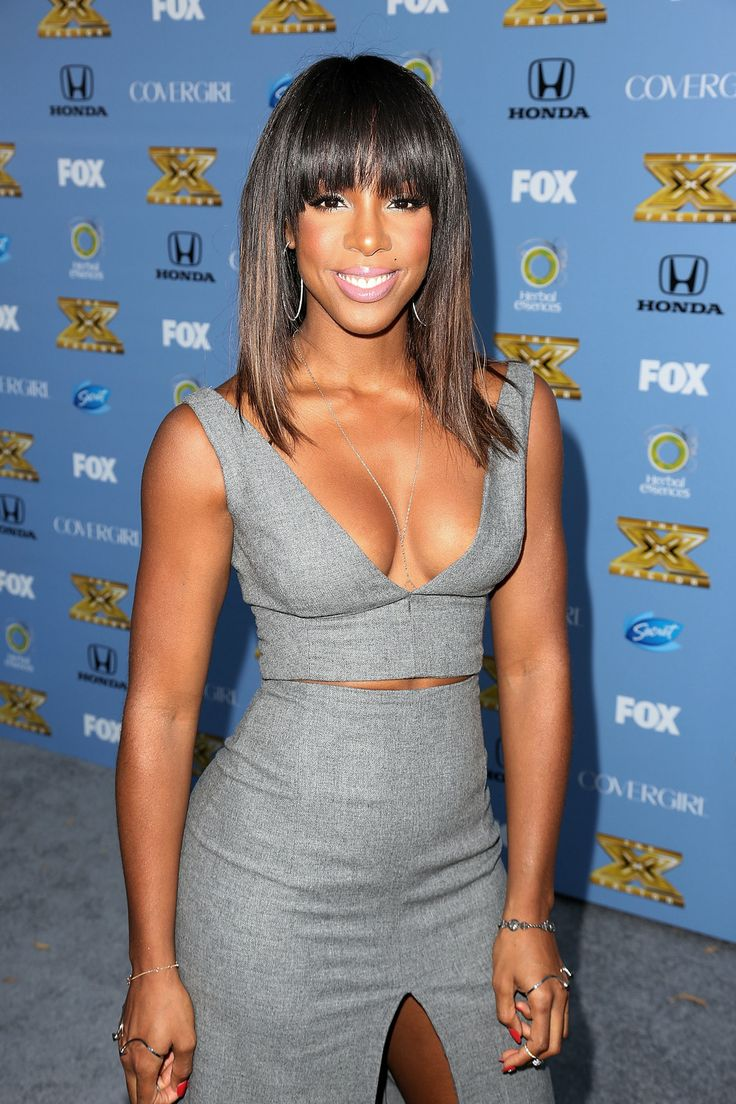 Report: Kelly Rowland Engaged to Tim Witherspoon