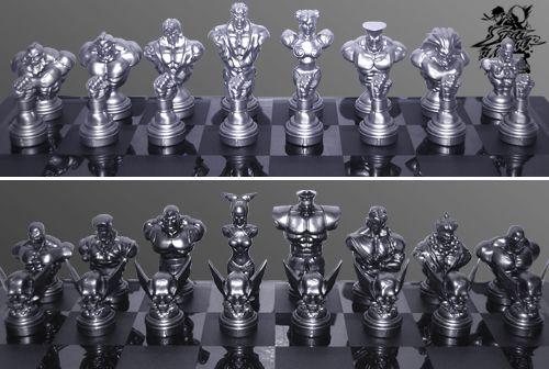 Así si juego ajedrez