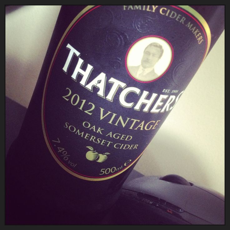 Vintage Thatchers