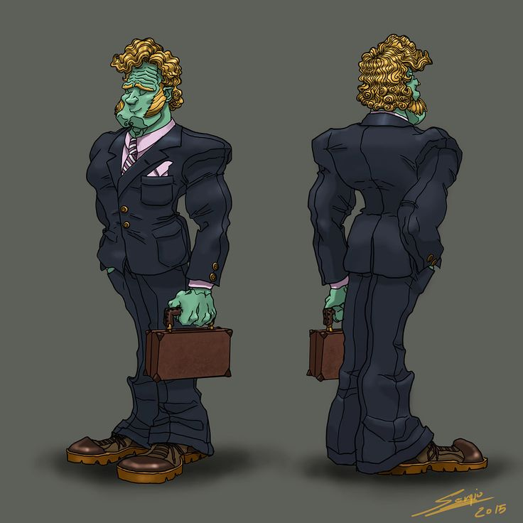 COMIC CHARACTER DESIGN. GAYLORD FAMILY. on Behance