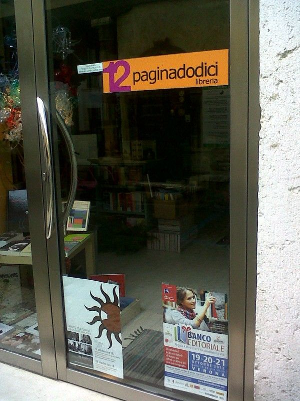 Libreria Pagina 12 - Verona (Italy)