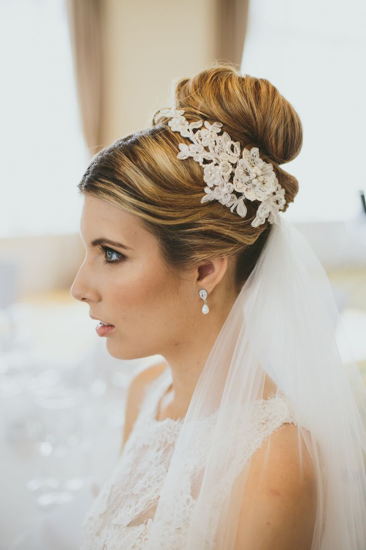 The icing! Bridal veils, shoes, jewellery and accessories available at White Lily Couture. Image: Ivy &  Pine Photography