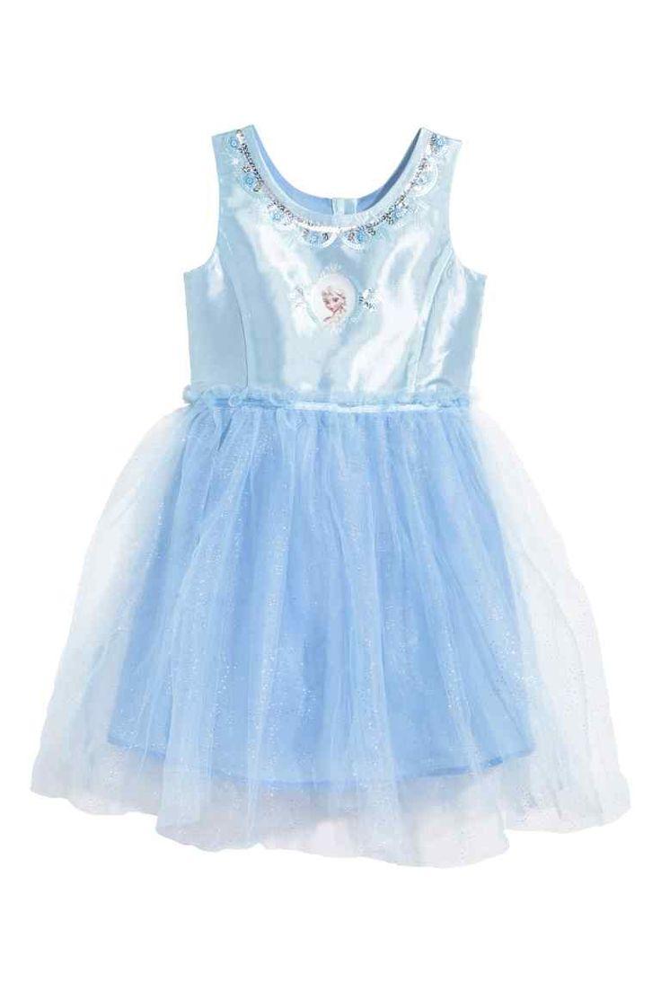 Šaty s tylovou sukní | H&M