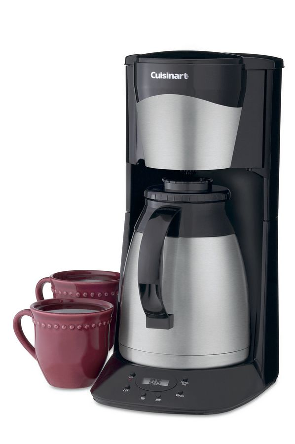12-Cup Programmable Thermal Coffeemaker