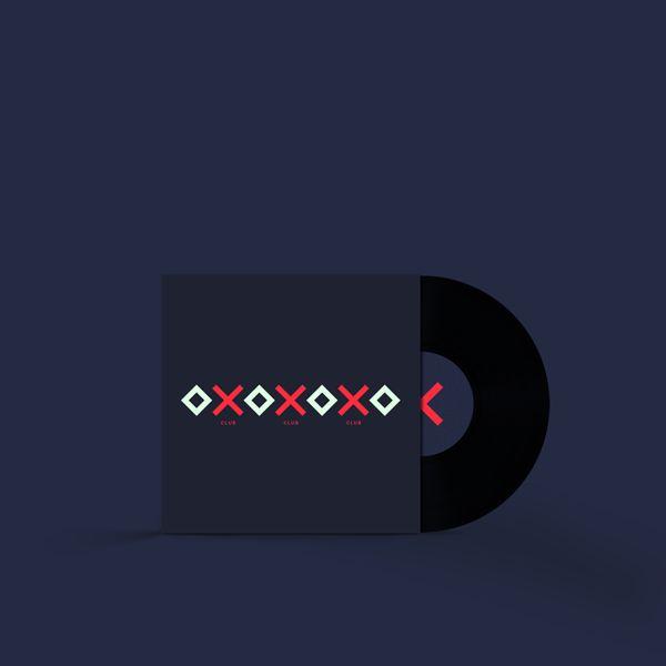 OXO #branding by #911Designers, via #Behance #Branding #design #logo #creative #artdirection #identity #stationery #disc #music