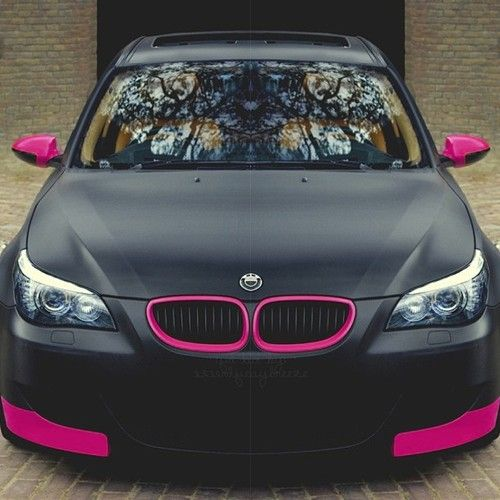 Be Mod The Blog — The ultimate chic magnet ❤. Does your car match...