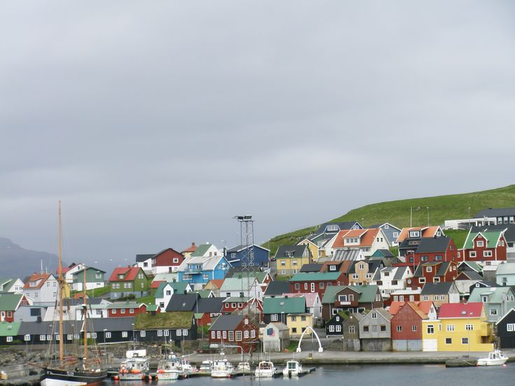 Nolsoy is only a short ferry ride from Torshavn and makes a great day trip if you enjoy hiking.
