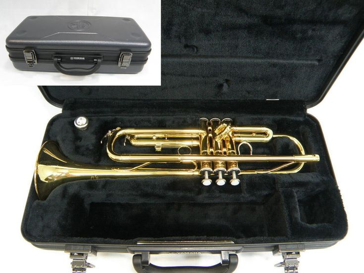 Yamaha advantage ytr200adii student trumpet and case for Yamaha student trumpets