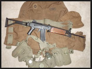 -SADF Recce Outfit !