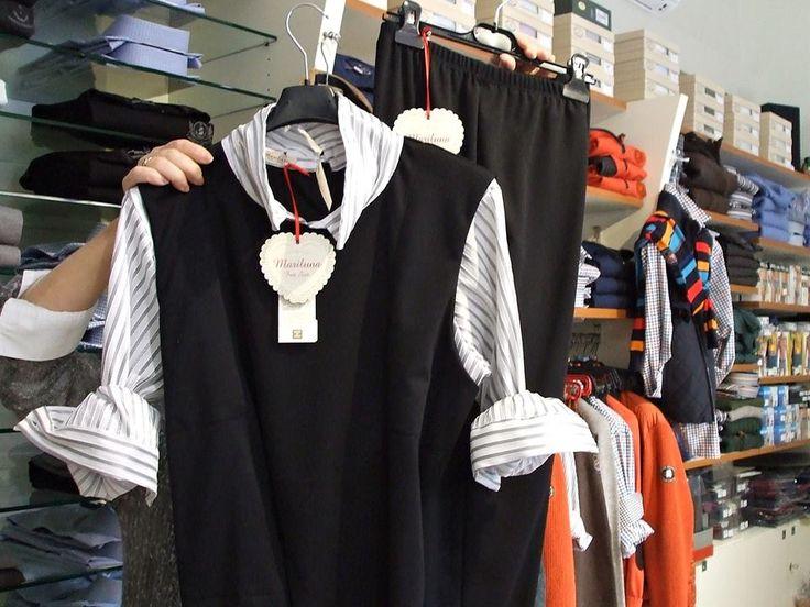Nuove linee e colori disponibili per tutte le taglie (dalla 42 alla 64).  #moda #abbigliamento #modena  Seguici sulla nostra pagina Facebook: www.facebook.com/AmerigoVespucciAbbigliamento