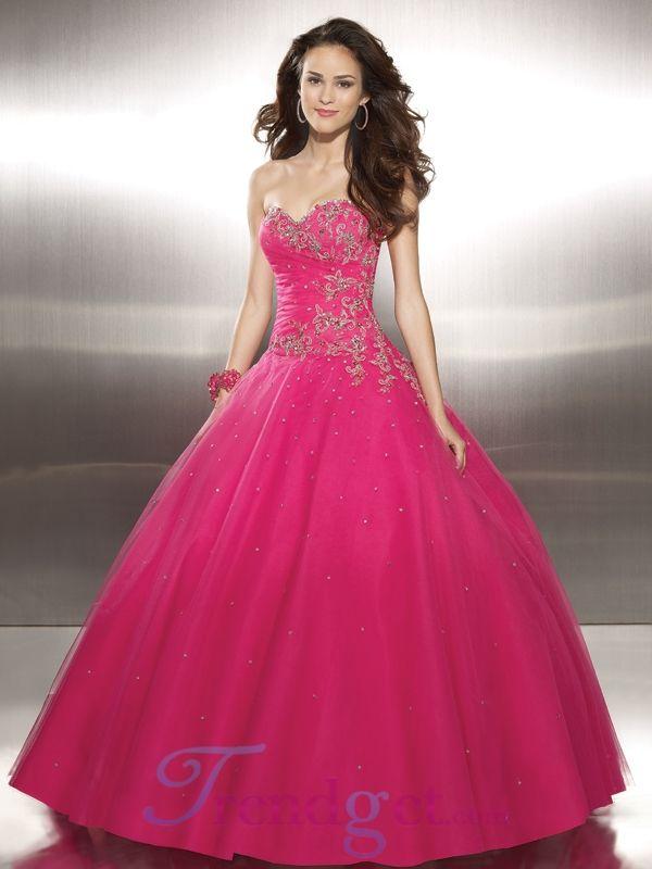 94 best vestidos 15 años images on Pinterest | Cute dresses ...