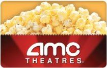 Help your friends' and loved ones' favorite movie stars come to them, by giving them the gift of entertainment - AMC® Gift Cards! AMC Gift Cards are good for both movies and concessions and are reloadable at any theatre in the United States. Even better, AMC Gift Cards do not have any associated fees or expiration dates so your gift spans the test of time.