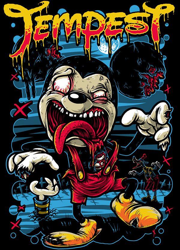 Zombie Mouse x Tempest