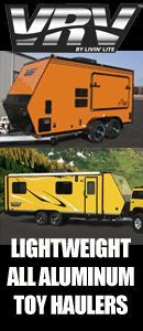 MSRP: Starting at $45,347 USD. All aluminum for the Toy enthusiast! New trailer by the – Livin' Lite RV Inc. There is no wood, this is an all aluminum trailer. The Trailer is 30′, is an easy pull and has