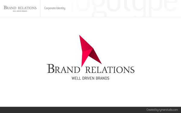 Brand Relations by Rymer Studio , via Behance